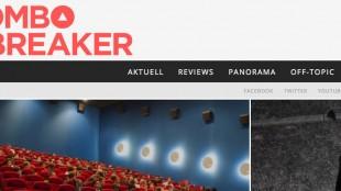 Combobreaker-Website